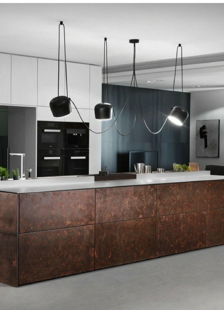 Alno Küche Schwarz Weiß | Großzügige Ewe Intuo ...