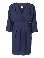 MOON 3/4 DRESS, Peacoat, list