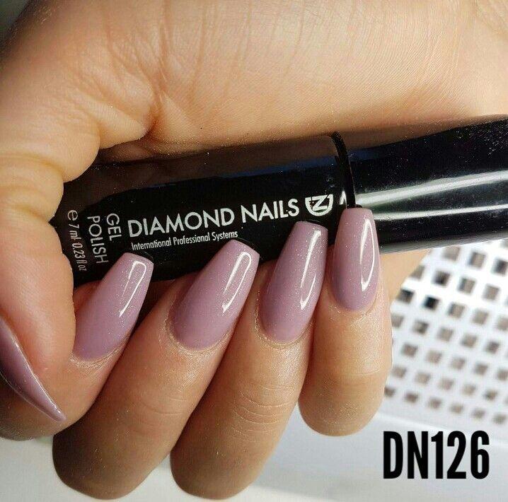 Diamond Nails : DN126-os árnyalata! 😍😄