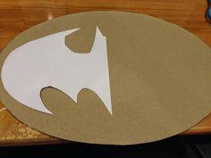 The Bake Files: DIY Batman Piñata