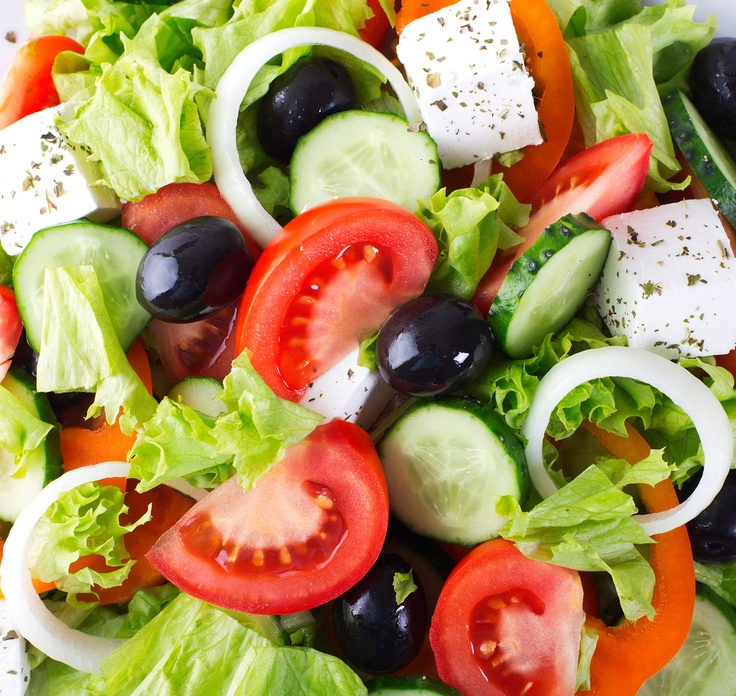 Celebrate Salads everyday as May is National Salad Month.