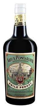 Emile Pernot Vieux Pontarlier Absinthe Francais Superieure