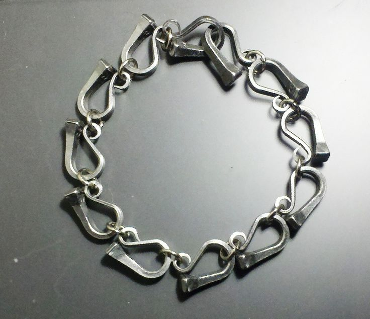 horse shoe nail jewelry - Google Search