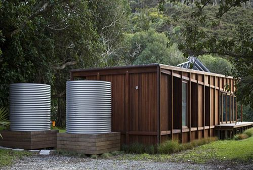 Great Barrier Island Eco Home for Flood Protection ...