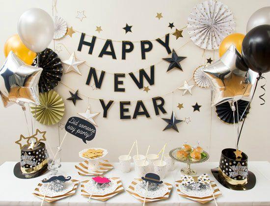2015年ハッピーニューカウントダウンパーティー|1歳の誕生日・ファーストバースデーのギフトに最適、おむつケーキ販売のCandyChouChou
