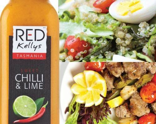 We're doing some research into how our customers use Red Kellys Tasmania dressings. Do you use them as a: 1. Marinade  2. Dressing on salads 3. Mayonnaise flavour enhancer  4. Other?