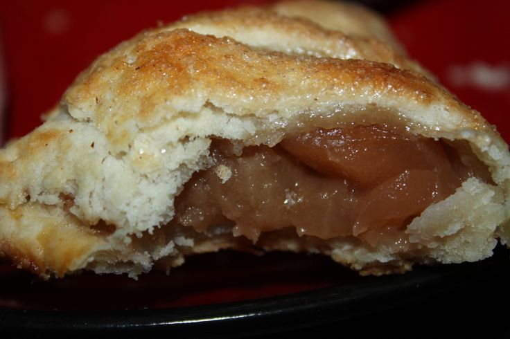 Flaky Apple Turnover Recipe - A Great Alternative To Traditional Apple Pie