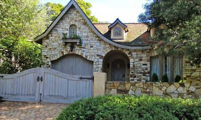 "Have a street facing garage? That is an asset in the ""fairy tale"" town of Carmel-by-the-Sea,  in California. Let's examine together.....you ..."