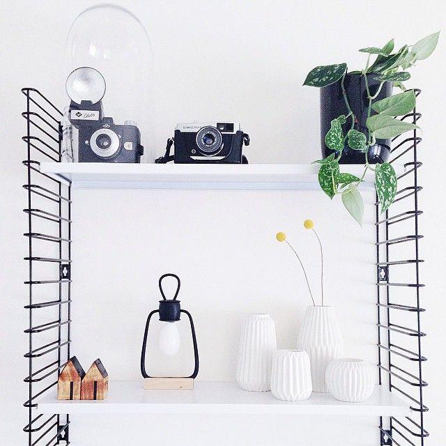 Ons boekenrekje is natuurlijk ook meer dan geschikt voor vazen, plantjes en andere accesoires. Verkrijgbaar in onze webshop!