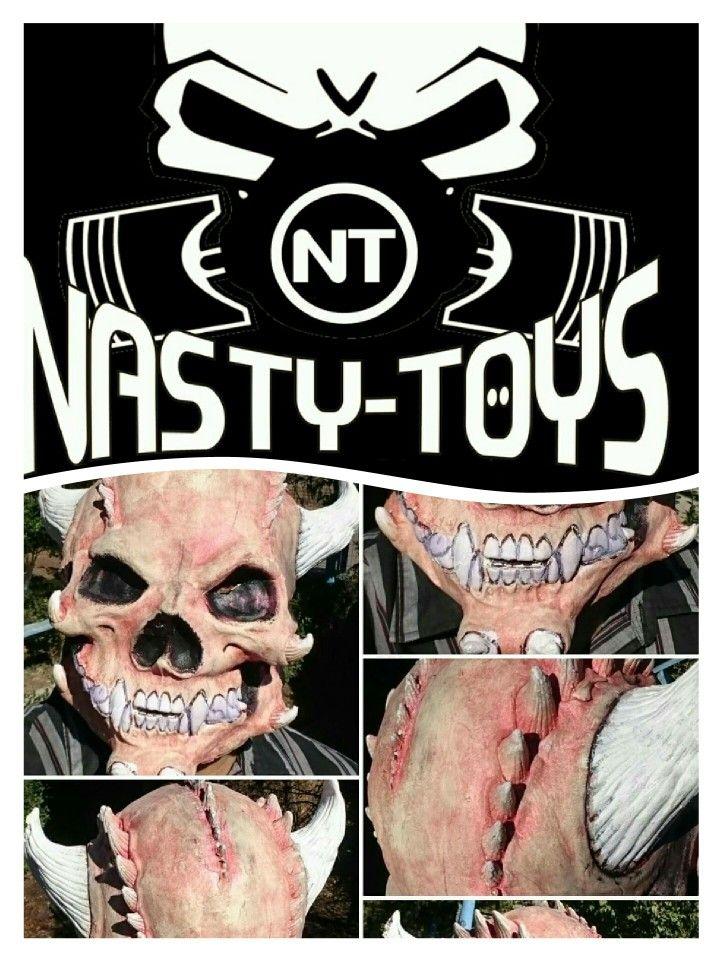NastyToys  Máscara Jason Martes 13