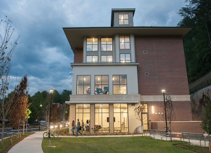 Western Carolina University's new four-story Noble Hall, with its mix of student residential units and space for commercial and dining establishments, already is ingraining itself into the campus culture, taking on a multitude of meanings for different members of the university community. For a student who moved in when the facility opened last August, it …