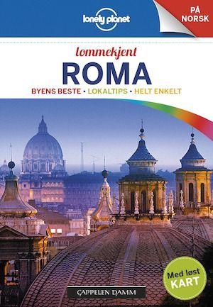 Lommekjent i Roma. Nå på norsk!