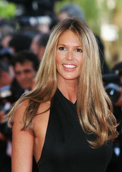 Elle MacPherson | Haircut styles for women, Short haircut ...