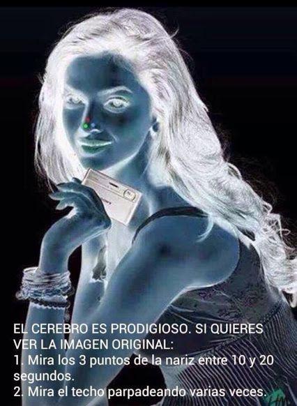 Martínez Ópticos: Curiosidades del poder entre la visión y la mente. #fantasma