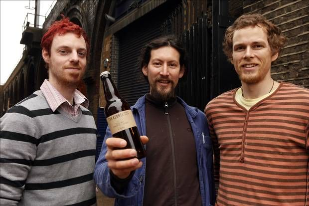 Bermondsey Beer Mile's craft beer crawl - Pubs and Bars - Going Out - London Evening Standard