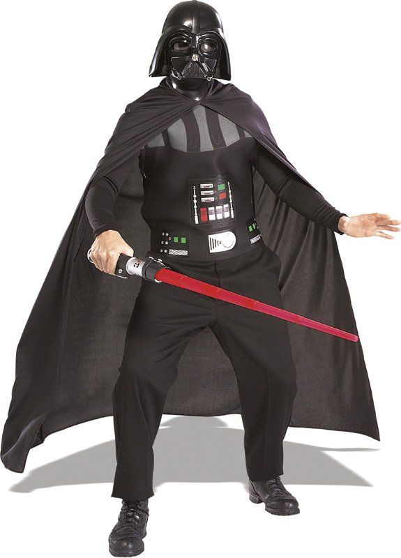 Economy Star Wars Darth Vader Costume: Get It On Fancy Dress Superstore, Fancy Dress & Accessories For The Whole Family. http://www.getiton-fancydress.co.uk/tvmusicfilm/starwars/economystarwarsdarthvadercostume#.UvI5lvsry10
