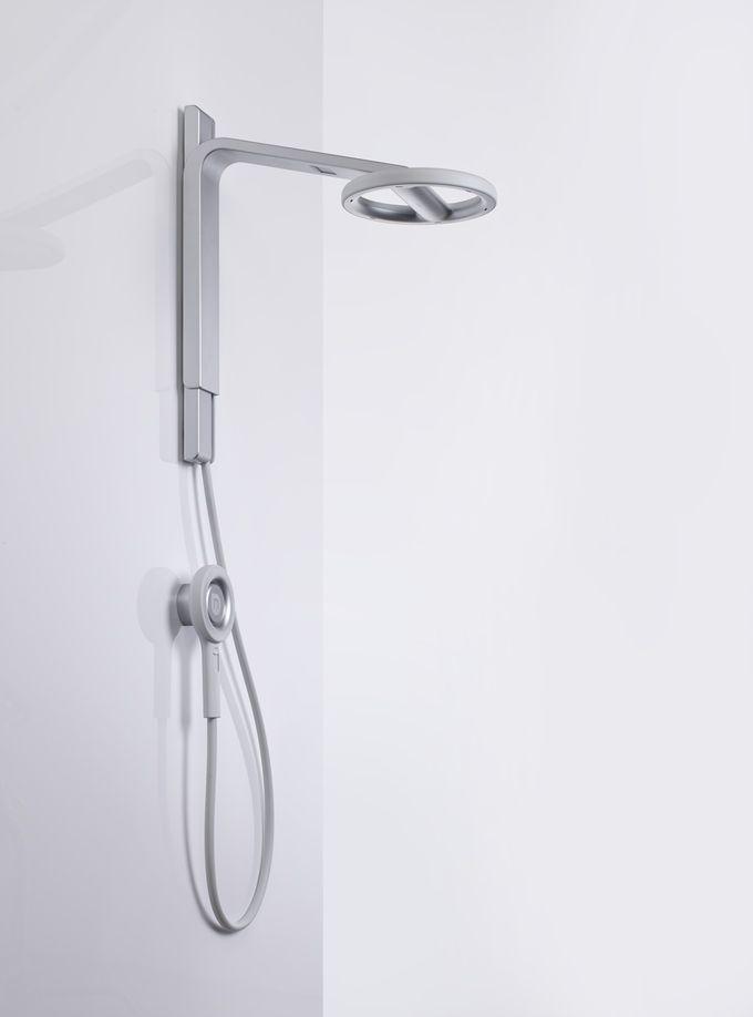 Nebia veut réduire de 70% la consommation d'eau sous la douche