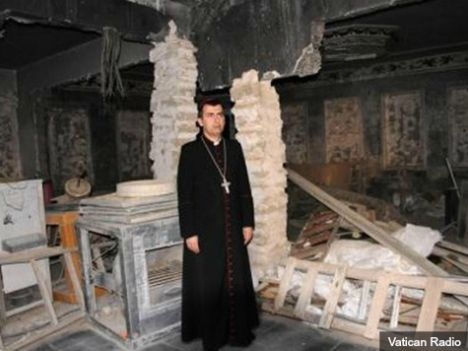 Iraqi Archbishop: 'I Have Lost My Diocese to Islam; You in the West Will Also Become Victims of Muslims'