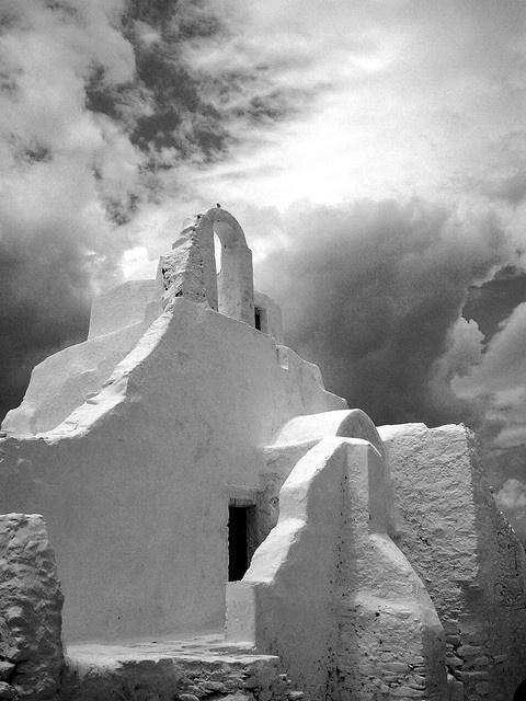 Paraportiani, Mykonos island ,Greece