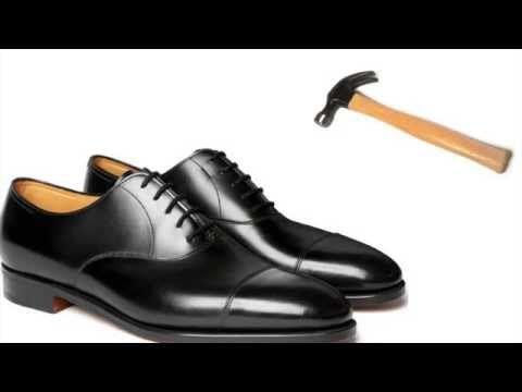 Como agrandar los zapatos apretados en segundos 3 opciones - YouTube