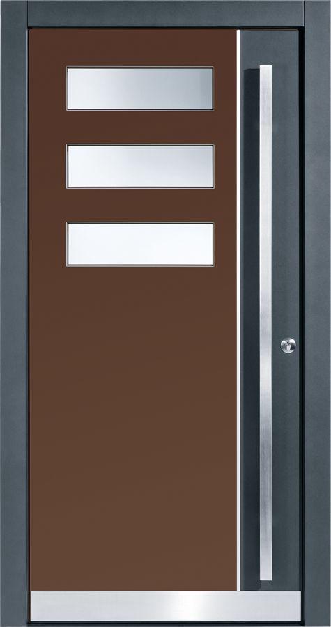 Pieno haust re locarno in dunkelbraun grau die for Fenster 0 95