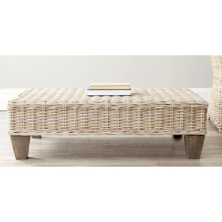 Safavieh Leary Natural Unfinished Bench Fox6528a In 2019