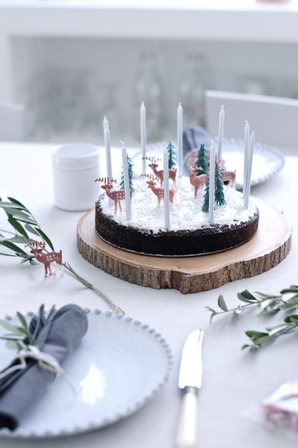 How cute is this cake?