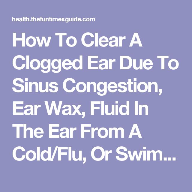 The 25 Best Swimmers Ear Ideas On Pinterest Swimmers Ear Remedies What Is Swimmer 39 S Ear And