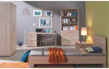 Studenstký pokoj Dundee v přírodní barvě dub sonoma. Více zde: http://www.nejlepsi-nabytek.cz/studentske-pokoje/studentsky-pokoj-dundee-dub-sonoma