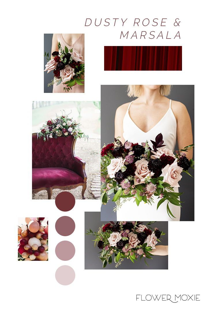 Get Inspired By Our Wedding Flower Packages Mix Match Flowers To Achieve The Look You W In 2020 Fresh Wedding Flowers Marsala Wedding Flowers Online Wedding Flowers
