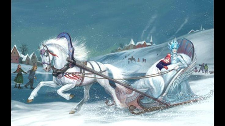 (H.Ch.Andersen) Sněhová královna - Audio pohádka
