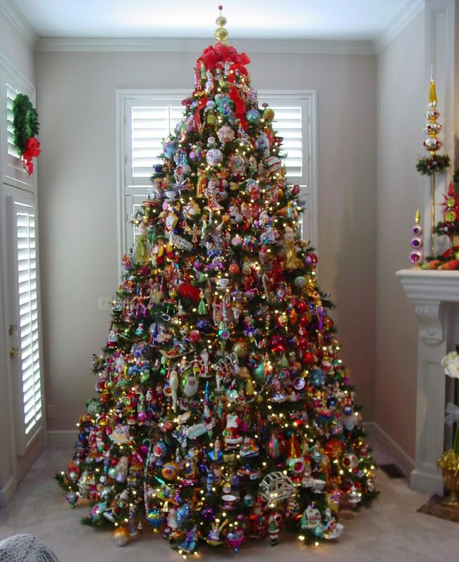 Beautiful Christmas Tree Pictures: Trees, Beautiful