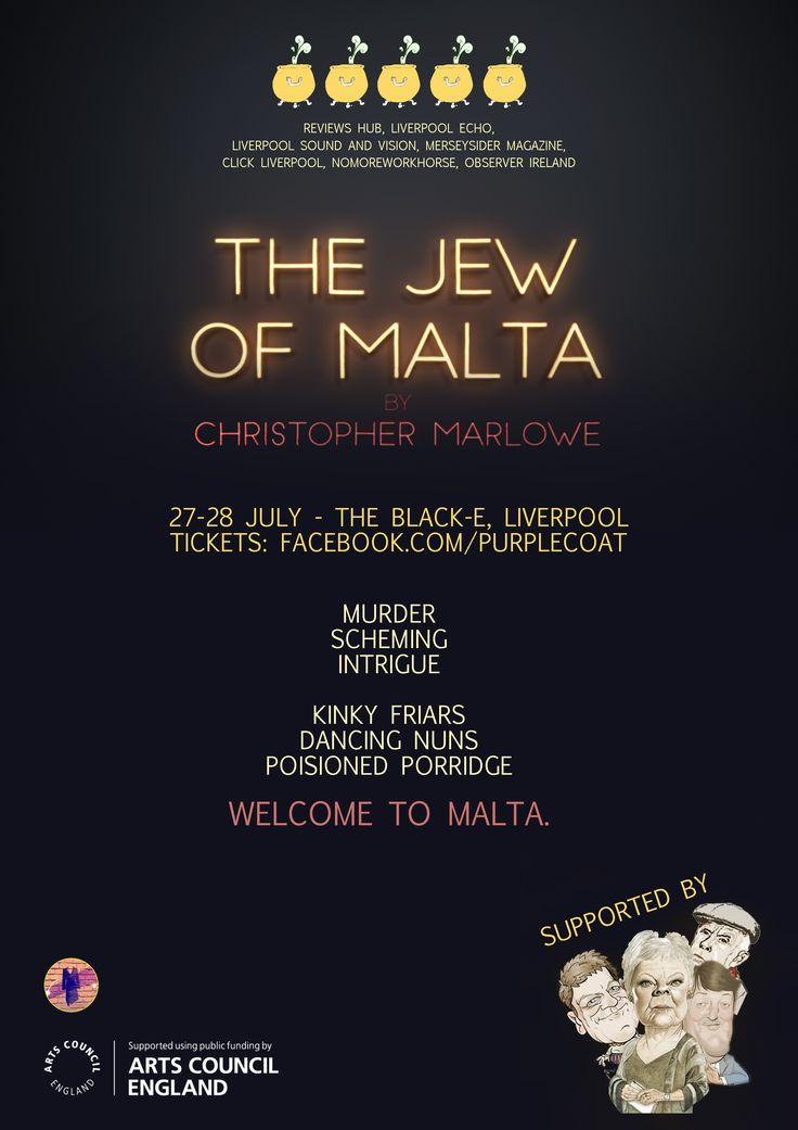 Youth Theatre Production of The Jew of Malta