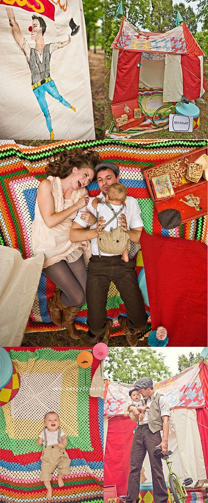 Circus : REpin Sassyfras Studios: Circus Photoshoot, Circus Circus, Circus Inspiration, Crochet Blanket, Circus Carnival, Circus 00, Circus Party, Angle, Blanket Idea