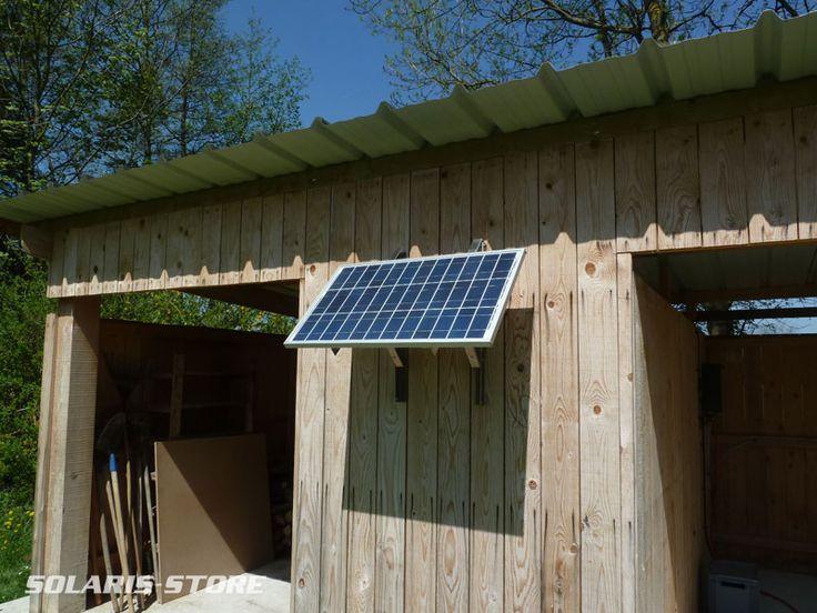 1000 id es sur le th me panneaux solaires photovolta ques for Garage photovoltaique gratuit