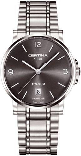 Zegarek męski Certina C017.410.44.087.00 - sklep internetowy www.zegarek.net