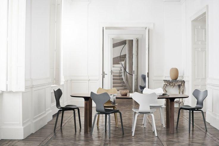 Grand Prix - 4130 chair | Fritz Hansen