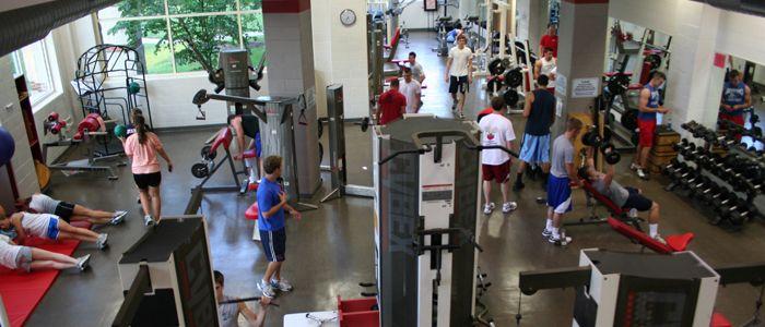 Fitness Center - Miami University.