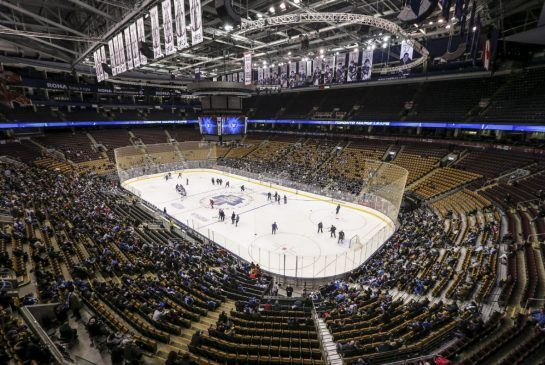 Air Canada Centre | ... Leafs vs. Philadelphia Flyers: Live reports from the Air Canada Centre
