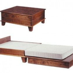 coffee-table-bed...I love multi purpose pieces!