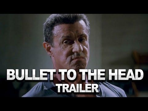 New trailer for Bullet to the Head with Sylvester Stallone.