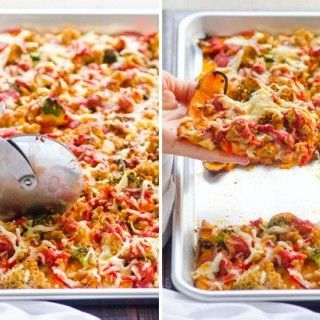 Κινόα φούρνου με γεύση πίτσα | Διαιτολόγος Θεσσαλονίκη