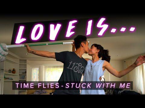 Timeflies - Stuck With Me | Love Is... #StuckWithMeDance  --- Keone + Mari Madrid  --- sehr inspirierendes Paar -