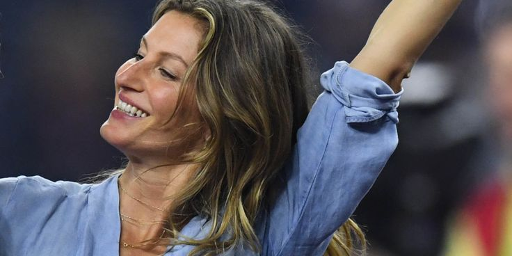 Gisele Absolutely Loses It After Patriots' Super Bowl Win