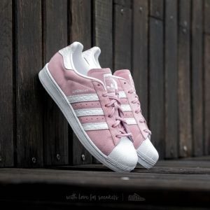 adidas Superstar W Ftw White/ Pink