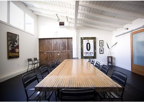 San Francisco architect Malcolm Davis knew he'd found the perfect space when he came across a run-down building in the outer Mission district that had