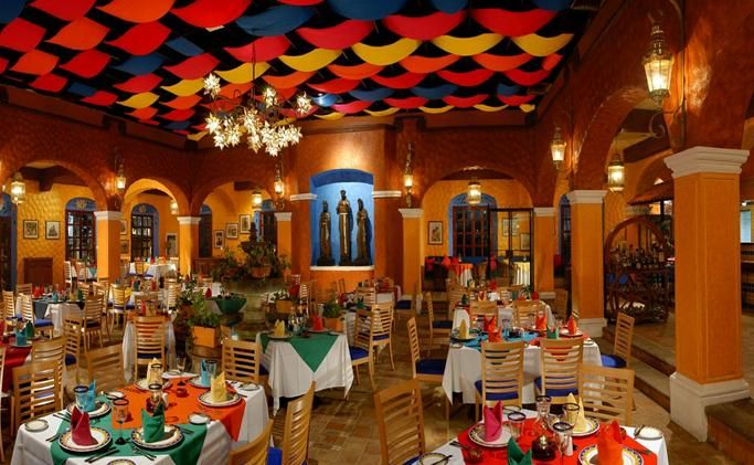 Imagenes restaurante mexicano imagui for Decoracion para restaurantes