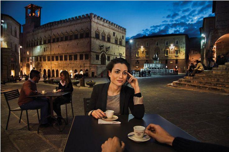 Piazza IV Novembre Perugia #mccurry #sensationalumbria