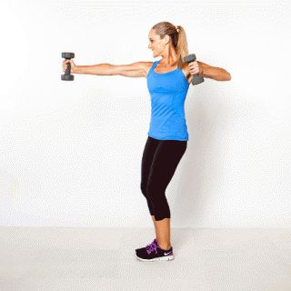 Bow and Arrow - Back Workout: 8 Exercises for Back Pain Relief and Good Posture - Shape Magazine