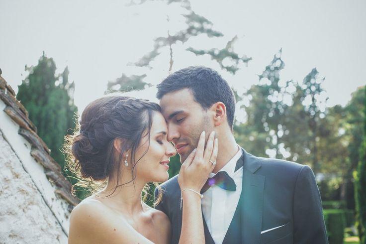 Un beau jour : Laure & John | Blog mariage, Mariage original, pacs, déco